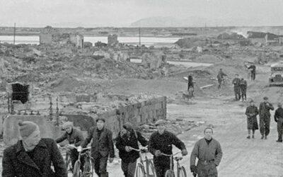 Foredrag torsdag 14. oktober – Krigens veger i Finnmark